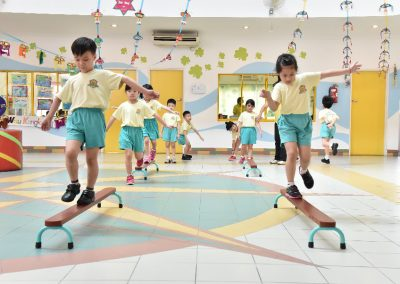 Movement-In-Education